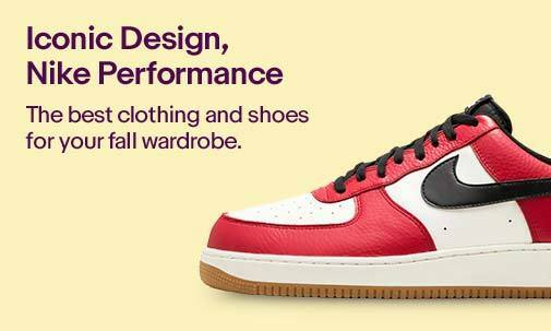 Iconic Design, Nike Performance | The best clothing and shoes for your fall wardrobe.