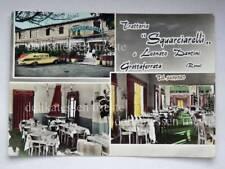 GROTTAFERRATA Trattoria Squarciarelli Leonato Dantini Roma vecchia cartolina