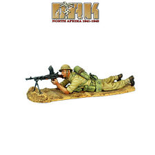 First Legion: DAK033 British 8th Army Prone Firing Bren Gun