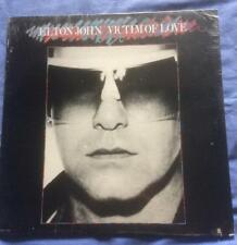 ELTON JOHN ( MCA RECORDS 1979) VICTIM OF LOVE - SEALED - MCA 5104 - LP