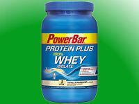 (35,09€/kg) Powerbar Protein Plus 100% Whey Isolate Pulver - 570g Dose MHD 04/19