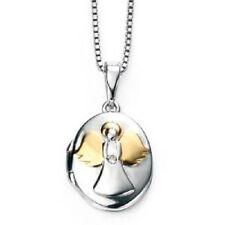 "Gold 13 - 15.99"" Fine Diamond Necklaces & Pendants"