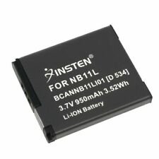 NB-11L NB11L Battery for NEW Canon PowerShot ELPH 320 HS ELPH 110 HS A2300 NEW
