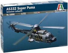 Italeri 1/72 AS332 Super Puma Schweizer Luftwaffe # 1096*