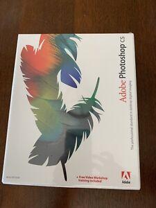 New Factory Sealed Adobe  Photoshop CS 9/03 8.0