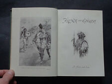 FRENCH AND ENGLISH : A Tale of Frontier War /  American Native Indians / 1899