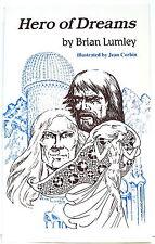 BRIAN LUMLEY's HERO OF DREAMS 1st ed., trade pb (S&S in Lovecraft's Dreamworld)