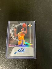 ELDEN CAMPBELL lakers 2019-20 PANINI SPECTRA AUTOGRAPH 64/99