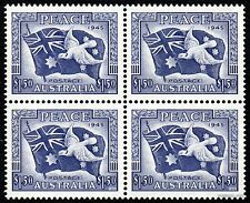 1995 50th Anniversary WWII Peace in the Pacific $1.50 Block of 4 MUH Mint Stamps