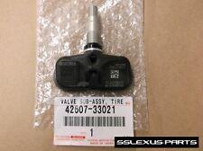 Lexus RX400H (2006-2008) OEM Genuine TIRE PRESSURE (TPMS) SENSOR 42607-33021