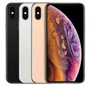 Apple iPhone XS 64GB GSM FOR AT&T ONLY Smartphone Cell Phone Grey Color