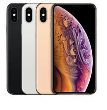 Apple iPhone XS MAX XSM 64/256/512GB GSM Factory Unlocked Smartphone Cell Phone