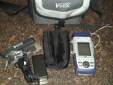 VeEX VEPAL BX100A ADLS ADLS+ ADSL2 BROADBAND ETHERNET EXPERT VOIP TEST SET C