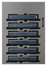 KATO N 10-1199 Nichinan No.3 10 Series Bed Express Add-on 6 Car Set