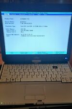 New listing Fujitsu Lifebook T731 laptop/tablet Dual Digitizer ~incomplete #1