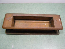 Vintage Corbin Commercial Grade Brass Mail Letter Slot from Usps Post Office