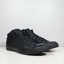Converse CT Axel Mid Black/Black Sneakers 144661C  Men's Shoes Size 11