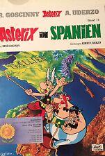 Buch Asterix 14 Asterix in Spanien Rene Goscinny Comic Obelix Neuwertig