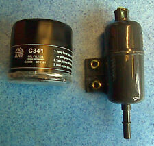 FOR HONDA ACCORD TYPE R 2.2 2000 01 02 SERVICE PARTS KIT OIL FUEL FILTER SET