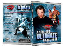 Official DGUSA Dragon Gate USA : Open the Ultimate Gate 2011 Event DVD