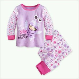 Disney sweet magical silly sleepy monster 'baby Girl Size 18-24