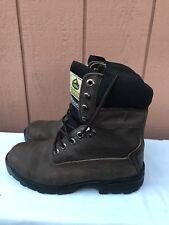 Aspen Adventure Outdoor Original Thinsulate Brown Mens Boots US 8.5 Oil Resist