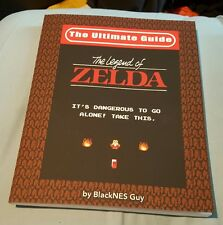 NES CLASSIC THE LEGEND OF ZELDA THE ULTIMATE STRATEGY GUIDE BOOK COLOR BRAND NEW