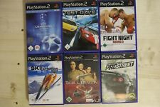 6 Games: Sportspiele OVP Sony PlayStation 2 PS2 PAL