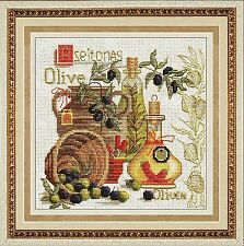 Counted Cross Stitch Kit GOLDEN HANDS - GOLDEN HERITAGE OF GREECE