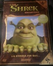 Shrek DVD The Collection (2004)