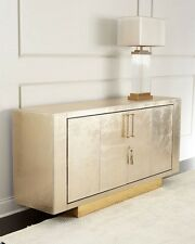Lunaria Leather Buffet Horchow/Neiman Marcus
