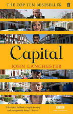 Capital   By John Lanchester, Like new, free shipping with tracking
