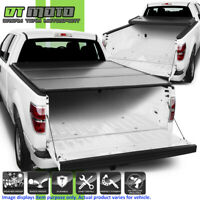 """Hard Tri-Fold Tonneau Cover For 2004-2014 Ford F150 6.5 Feet (78"""") Styleside Bed"""