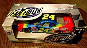 Nascar Fan Fueler Number 24 Jeff Gordon Car - 1:24 Scale - In Original Box