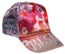Gorra de niña multicolor