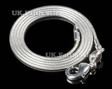 Versilberte Modeschmuck-Halsketten aus Perlen