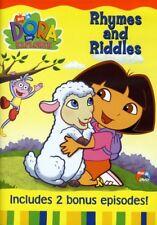 Dora the Explorer - Dora the Explorer: Rhymes and Riddles [New DVD]