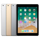 Apple iPad (6th Gen) 9.7in - 128GB 32GB - Wi-Fi Only - Silver, Gold, Space Gray