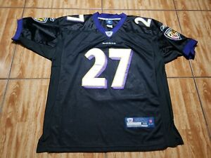 Nike Baltimore Ravens Ray Rice Football Jersey Adult Large Black Sewn NFL Mens