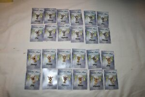 1240 Random piece lot Birthstone Guardian Angel Pins Miracles Gold and/or Silver