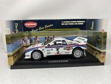 1/18 Kyosho Martini Lancia S037 Rally 1984 Tour De Course 08301A Read Me