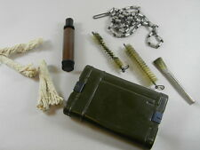 MAUSER 98k CLEANING KIT IN METAL TIN. POST WAR.