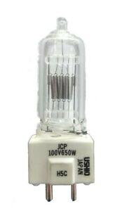 Jcp 100V 650W GY9.5 Philips Projecteur Lampe 100-Volt 650-Watt de