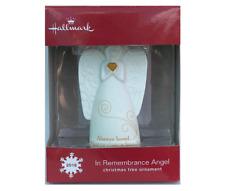 2018 Hallmark Ornament - In REMEMBRANCE Angel - NEW in BOX