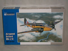 "Special Hobby 1/48 Scale Airspeed Oxford Mk.I/II ""RAF Service"""