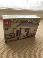 Lego Trains 10025 Santa Fe Baggage/Luggage Car 100% Complete W Box & Instruction