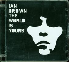 Ian Brown - The World Is Yours (Stone Roses) Hard Case Cd Perfetto