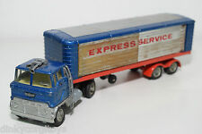 CORGI TOYS 1137 FORD TILT CAB TRUCK WITH EXPRESS SERVICE TRAILER EXCELLENT