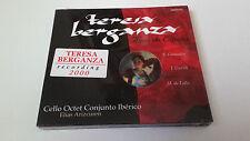 "TERESA BERGANZA ""ALMA DE ESPAÑA"" CD 26 TRACKS SEALED GRANADOS GURIDI FALLA"