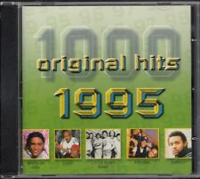 ORIGINAL HITS 1995 CD Babylon Zoo Little River Band Connells  EMI PLUS HOLLAND